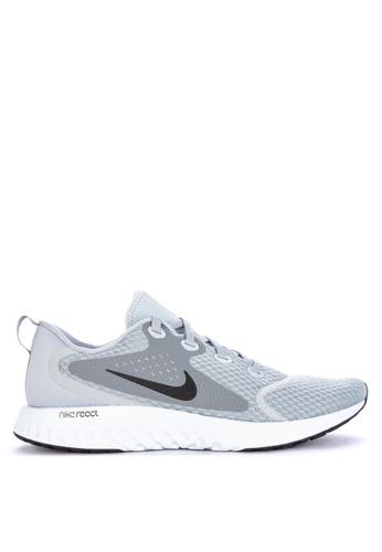 Nike black Nike Legend React Shoes A256ESH17220F6GS_1