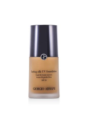 Giorgio Armani GIORGIO ARMANI - Lasting Silk UV Foundation SPF 20 - # 6.5 Tawny 30ml/1oz E466CBE4D1FE63GS_1