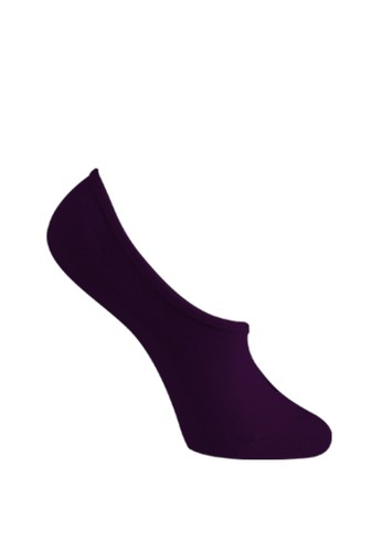 Mundo purple Mundo Men Sock Casual Hidden Sock Low Cut No Show F6036AA08B8A2EGS_1