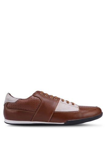 Acuto multi Leather Sneakers 52A11SH6A37339GS_1