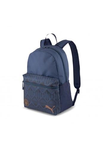 Puma black Man City ftblCORE Football Backpack 6D9B4ACF3811DEGS_1
