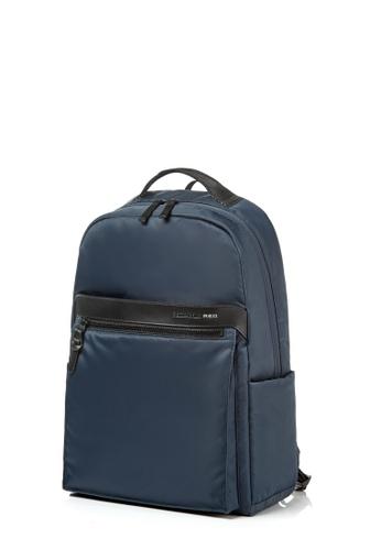Samsonite Red blue Samsonite RED Willer Round Backpack B265AACA8C9BDBGS_1