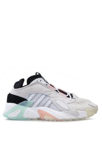 ADIDAS 多色 streetball shoes 00494SH126CE5EGS_1