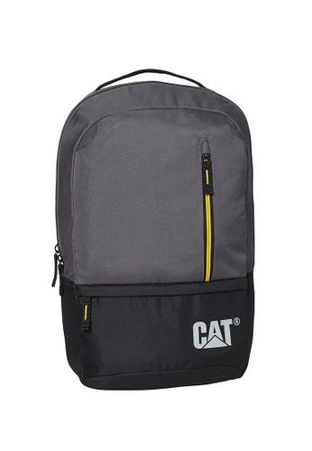 Caterpillar grey CAT Mochilas Campus Laptop Tablet Backpack 957B8ACD0E9C45GS_1