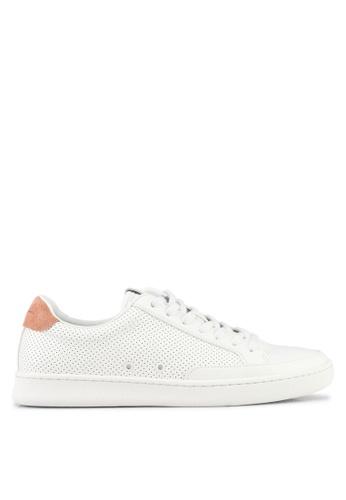 ALDO white Aluer Sneakers 6211DSH88C66F3GS_1