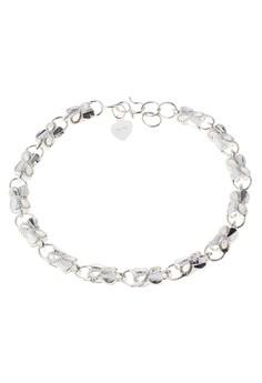 Hathaway Silver Bracelet