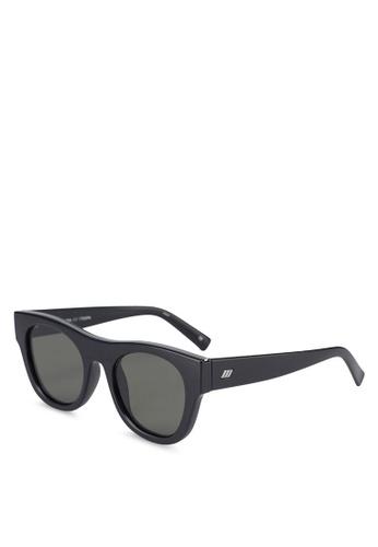 Le Specs 黑色 Arcadia Sunglasses 893B4GLC129385GS_1