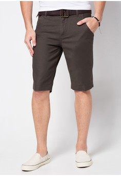 Kurt Fine Brown Shorts