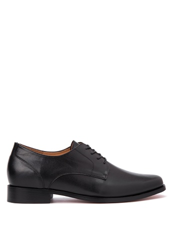 Bristol Shoes black Syklator Ashton Black Derby BR842SH26KDXPH_1