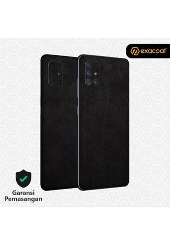 Exacoat Galaxy M51 Skins Stone Series - Slate EED29ESDD425B4GS_1