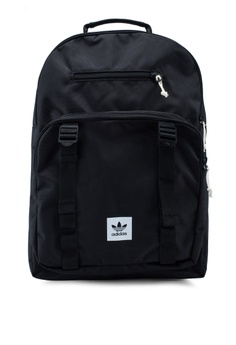 adidas black adidas originals atric classic backpack A9E51AC7919C31GS_1