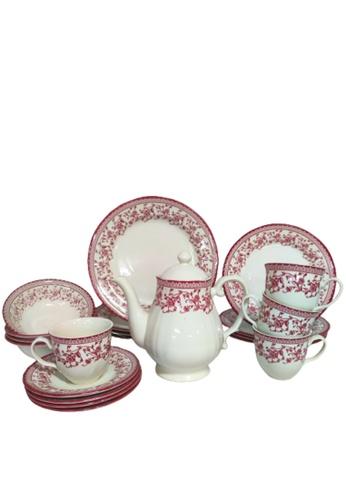 Claytan Aster Pink 22PCS Dinner Set 71835HL12532CDGS_1