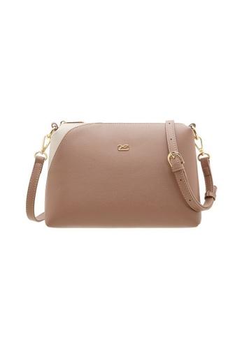 Valentino Creations pink Valentino Creations Marriton Sling Bag 56706AC6617105GS_1
