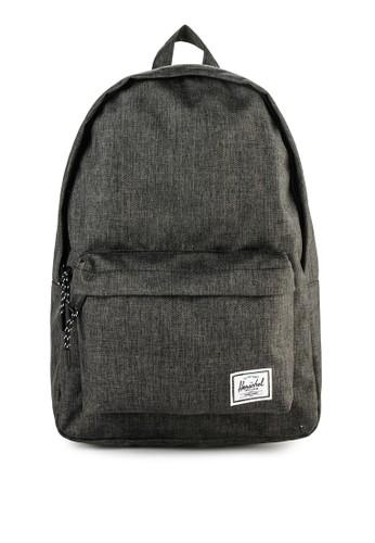Herschel black Classic Mid-Volume Backpack 7218EACBF5616CGS_1