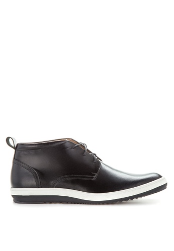 Bristol Shoes black Maximillian Black Chukka BR842SH29ATEPH_1