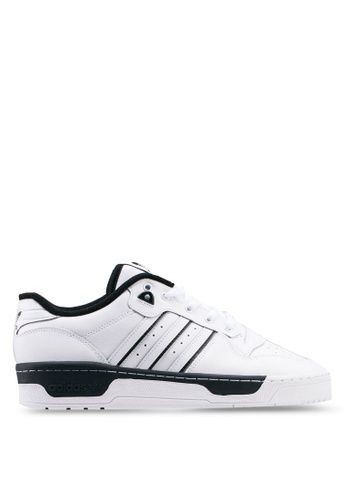 adidas Originals Rivalry Low sneakers in white