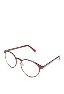 0bcce96da4 Yoko Round Clear Lens Glasses 33D7FGL807D8C6GS 1