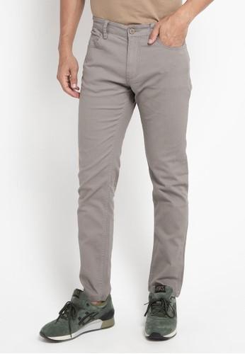 Tripl3 Jeans grey Celana Panjang Pria 76743AAAF773EDGS_1