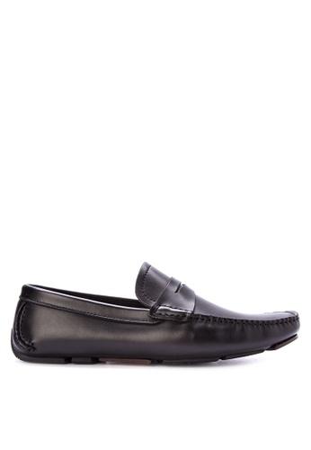 G&G black Officine Men's Shoes GG012SH0KEP3PH_1