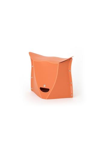 Solcion Patatto 250 - portable compact stool (Terracotta) 595E7HL46EC220GS_1