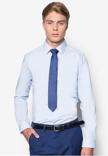 領esprit童裝門市帶長袖襯衫, 服飾, 襯衫
