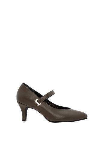 SEMBONIA green Women Synthetic Leather Court Shoe 553EDSHFF7EA9EGS_1