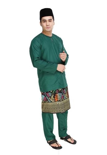 20 Ide Baju Melayu Telok Belanga Ling Chia Ying