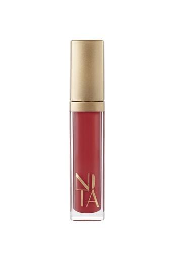 NITA orange Cheongsam Matte Liquid Lipstick NI599BE54LEJMY_1