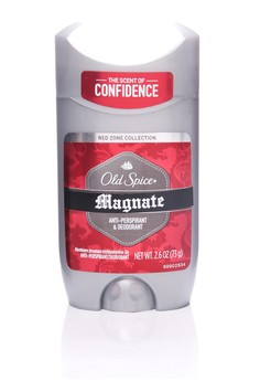Red Zone Magnate Invisible Solid Anti-perspirant and Deodorant 2.6oz.