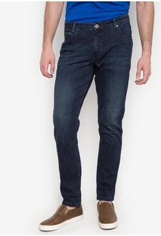 524ae396 Wrangler blue Bostin Cool Ex Futuro Jeans WR067AA32QGXPH_1