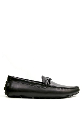 Kenneth Cole New York black LEROY DRIVER B - Casual Loafer A8F44SH9C189DBGS_1