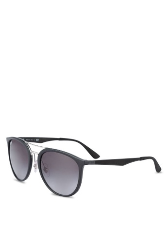 Ray-Ban black RB4285 Sunglasses RA896GL0RNJKMY_1