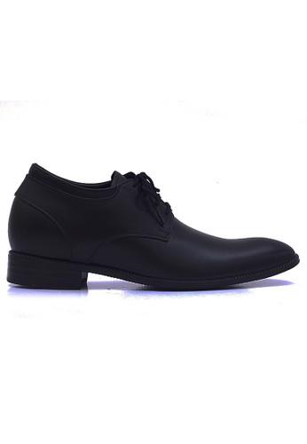 Keeve Keeve Shoes Peninggi Badan Formal 075- Hitam KE435SH59EHSID_1
