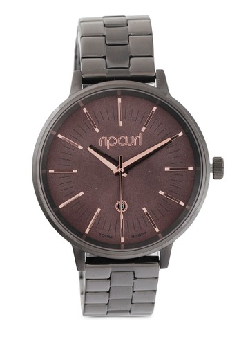 Rip Curl Lindsay SSS Gunmetal Men Watch