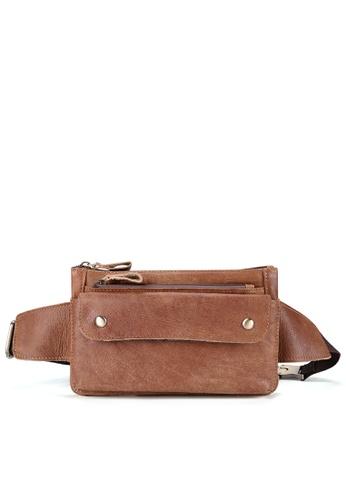 Twenty Eight Shoes Vintage Leather Fanny Pack 8136 A6015AC0C76007GS_1