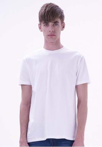 Drum Crew Neck T-Shirt DR425AA23OFOMY_1