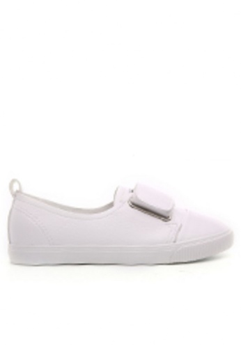 Twenty Eight Shoes white Slip-Ons H17177 TW446SH52UEDHK_1