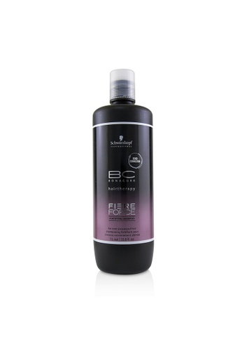 SCHWARZKOPF SCHWARZKOPF - BC Bonacure Fibre Force Fortifying Shampoo (For Over-Processed Hair) 1000ml/33.8oz 99ABBBE04A699FGS_1