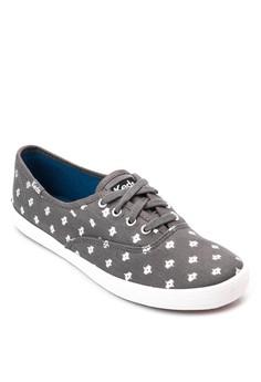 Metallic Native Dot Sneakers