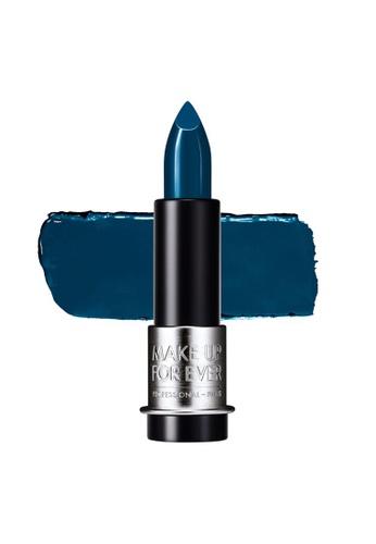 MAKE UP FOR EVER blue ARTIST ROUGE CRÈME - Creamy high pigmented lipstick 3.5g C603 5DDF3BEA349330GS_1