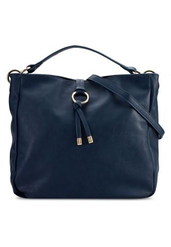 仿皮革單提esprit 內衣把手提包, 包, 手提包