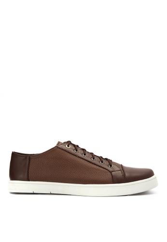 H2Ocean brown Chaske Sneakers H2527SH0KBG3PH_1