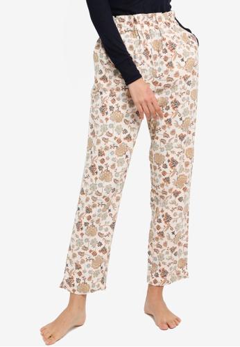 Cotton On Body 多色 法蘭絨褲 46D1CAA393E390GS_1