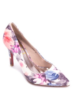 Shelby Floral Pumps