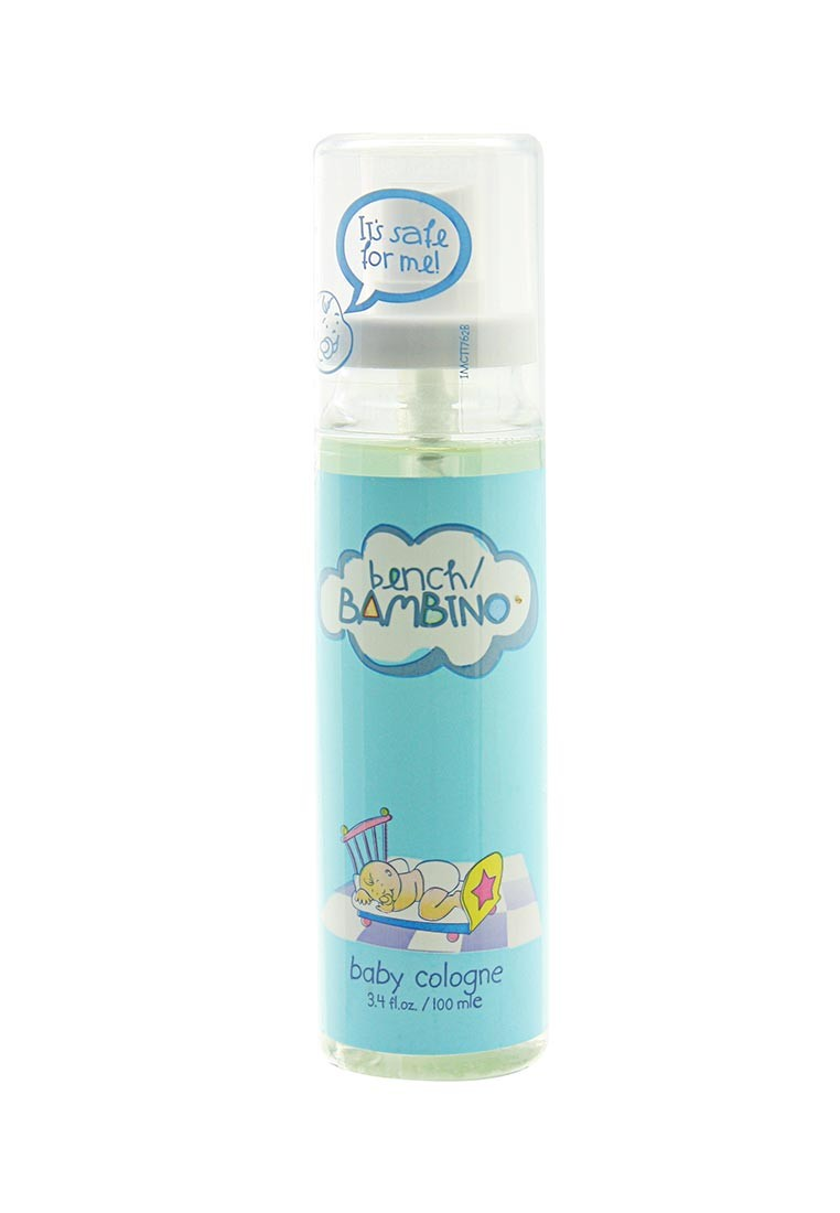 Bambino Its Safe For Me Cologne 100ml