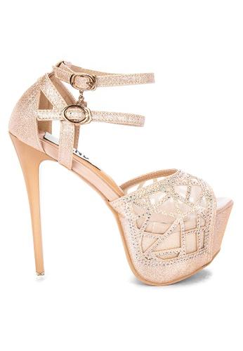 LND gold Lyn High Heels Sandals 59EA1SH4CF49F6GS_1
