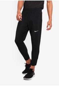 09270b3b3460c Nike black Nike Phenom Essential Men's Woven Running Pants  ACB55AAE9D97B8GS_1