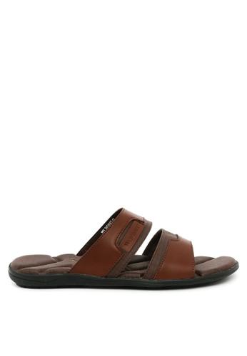 Watchout! Shoes brown Sandal Slipon WA021SH0V7Y0ID_1