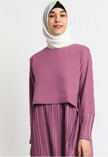 Le Najwa purple Ines Tunik 050FCAA8F49FC3GS_1