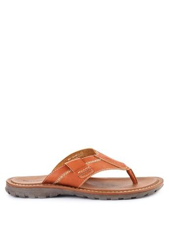 Watchout! Shoes brown Thongs 52474SH0E2C23AGS_1